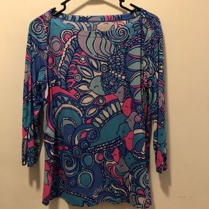 Lily Pulitzer top, size M